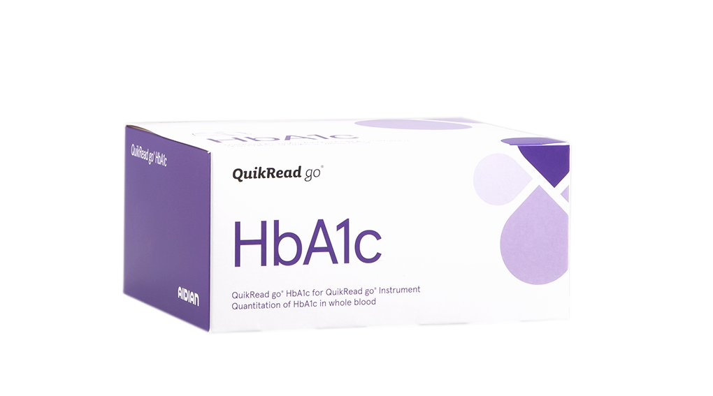 Quik Read go Hb A1c kit WEB